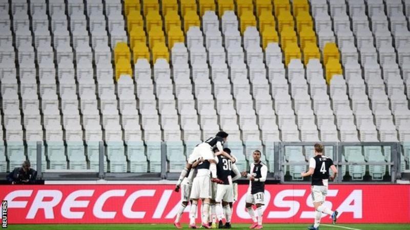 Всички спортове в Италия ще бъдат спрени