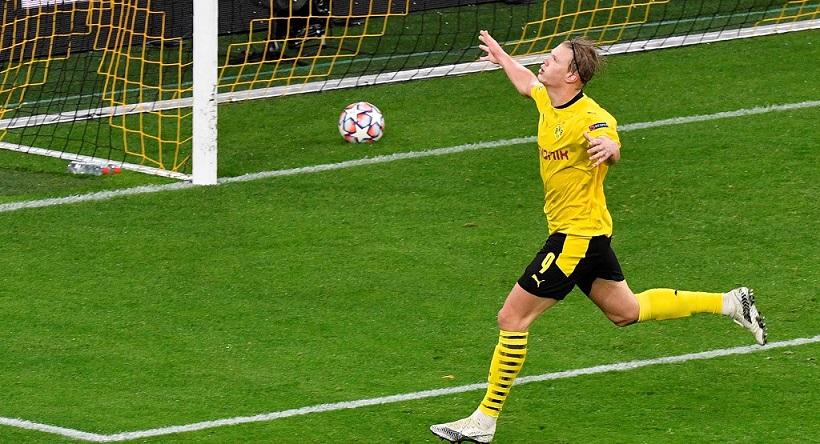 Борусия Дортмунд излъга Зенит с два късни гола 26
