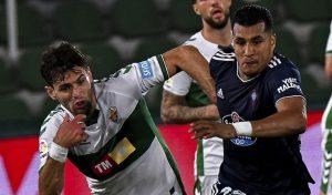 Седми пореден мач без победа за Селта в Ла Лига