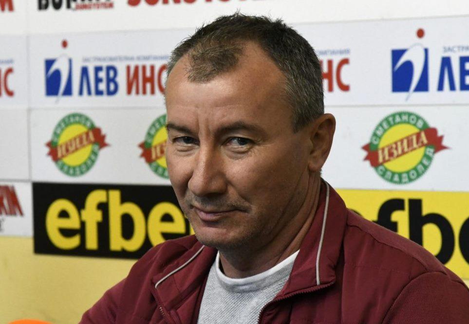 Белчев: На големите отбори няма как да се откаже 1