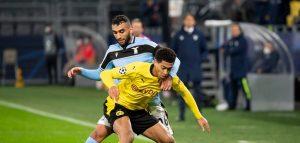 Равенство с Лацио стигна на Дортмунд за билет за 1/8-финалите