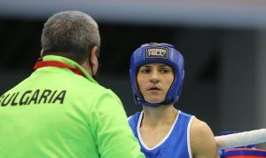 "Стойка Кръстева ще спори за златото на финала на купа ""Странджа"""