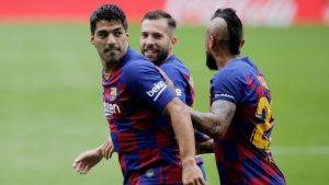 Два гола на Суарес не бяха достатъчни на Барселона за успех срещу Селта