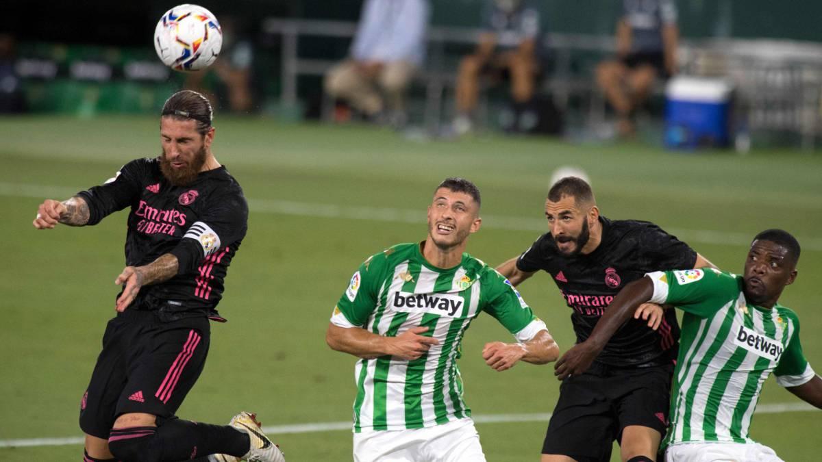 """Реал Мадрид надви Бетис в зрелищен мач на """"Бенито Вилямарин"""" 1"""