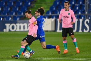 Хетафе нанесе първа загуба на Барселона за новия сезон