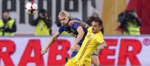 """Румъния остава в дивизия """"В"""" след служебна победа над Норвегия"""