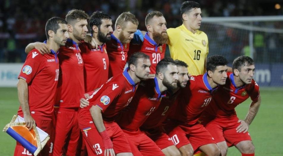 Армения приземи Северна Македония и си осигури място в дивизия B 1