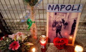 Скандално! Погребални работници се изгавриха с покойния Марадона
