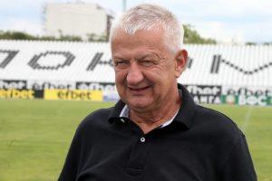 Крушарски: Поне до Нова година няма да имаме нов треньор