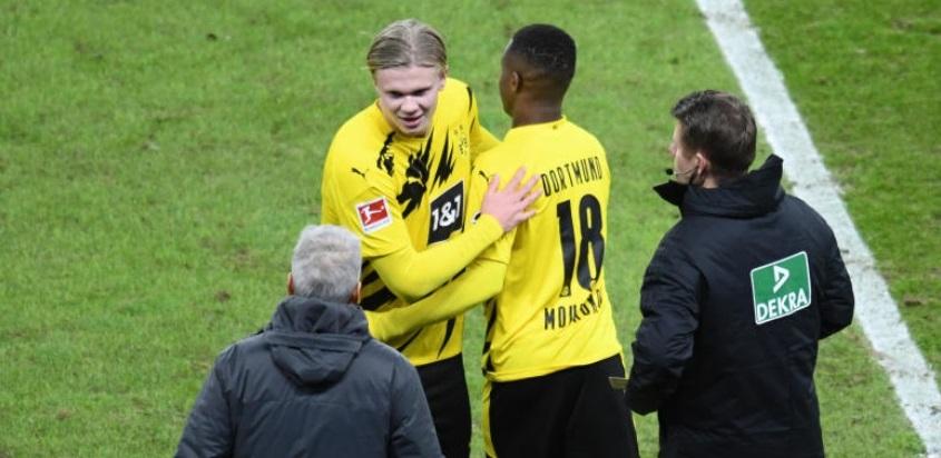 Матс Хумелс засипа с похвали млада звезда на Борусия Дортмунд 1