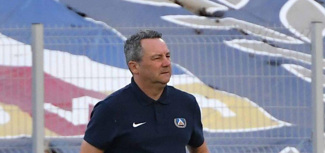 Шефът на Олимпия Любляна призна, че опитал да привлече Славиша 1