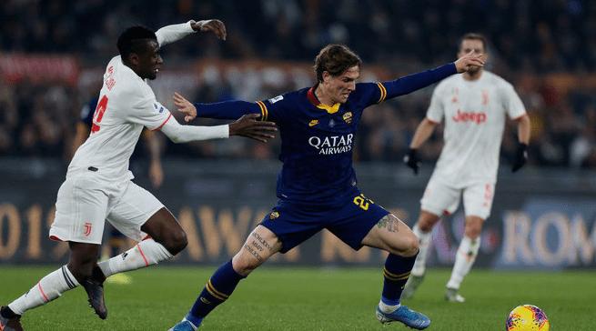Ювентус победи Рома с 2:1, тежка контузия спира Дзаниоло за Евро 2020 2