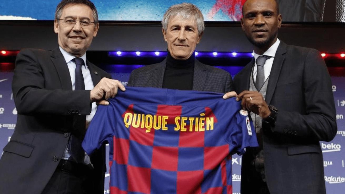 Кике Сетиен: Искам да постигна всичко с Барселона 1