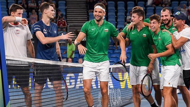 Нулев принос на БФТ за успехите на България на ATP Cup - федерацията ни по тенис дори отказала да участваме! 1