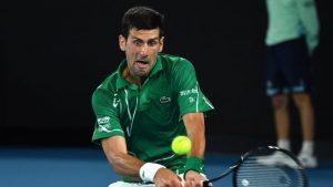 Джокович не остави шансове на Федерер и е на осми финал в Мелбърн