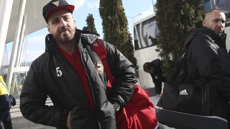Николай Бодуров продължи кариерата си в Иран