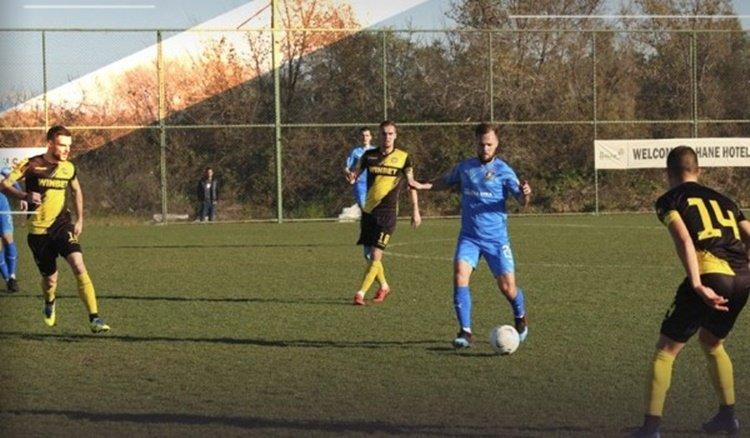 Ботев Пловдив победи казахстанци в последната си контрола в Алания