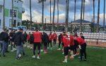 ЦСКА-София загуби от японци в Испания