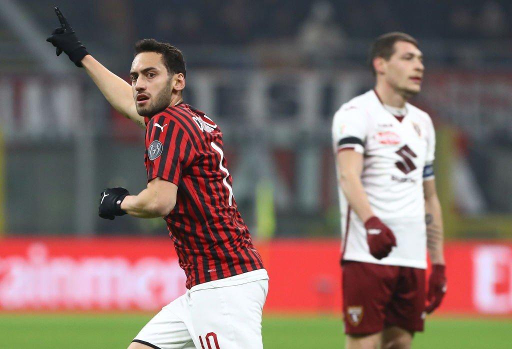 Милан надви Торино след продължения и е на 1/2-финалите за Купата на Италия 1