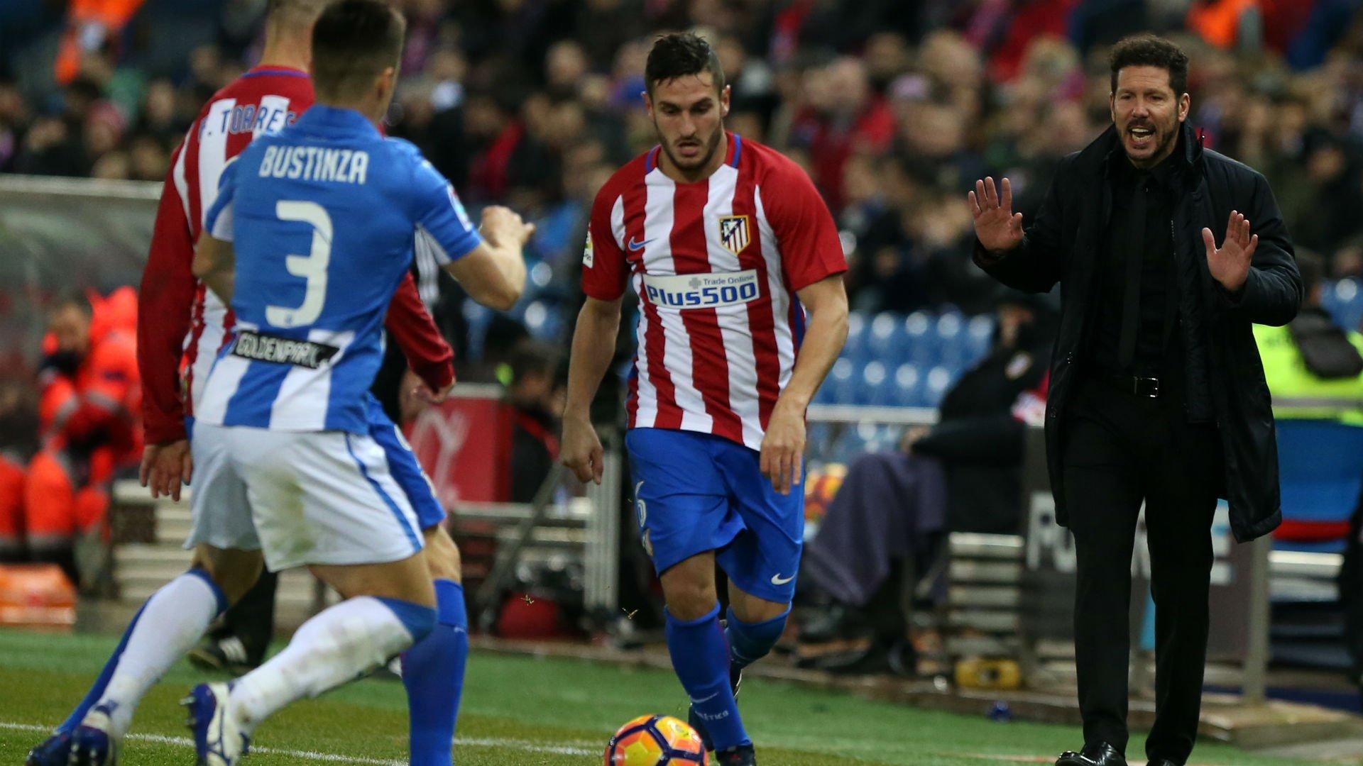 Атлетико Мадрид с грешна стъпка у дома срещу Леганес