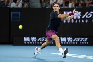 Федерер отрази седем мачбола и елиминира Тенис Сандгрен на 1/4-финалите в Мелбърн