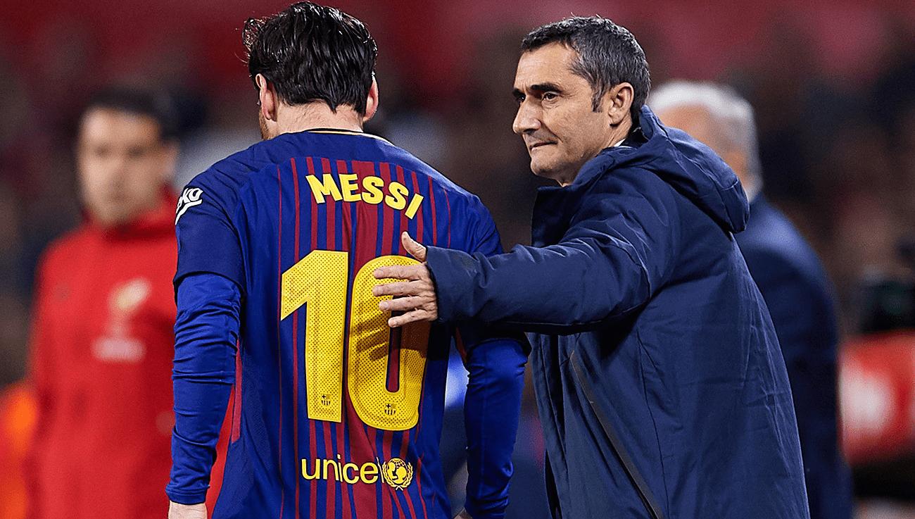 Барселона с нов треньор