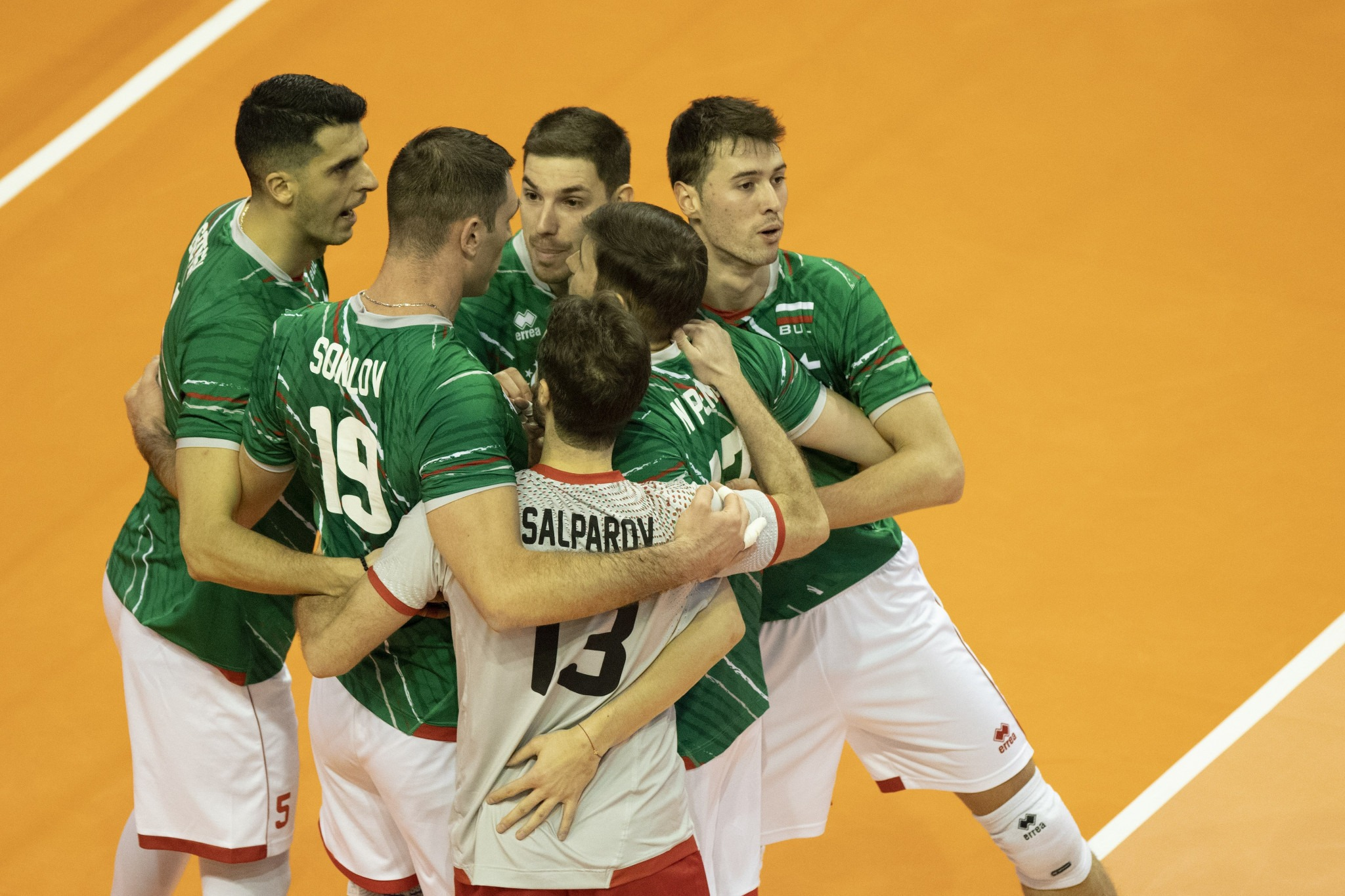 България постави на колене и Сърбия - предстои 1/2-финал по пътя към Токио 2020 1