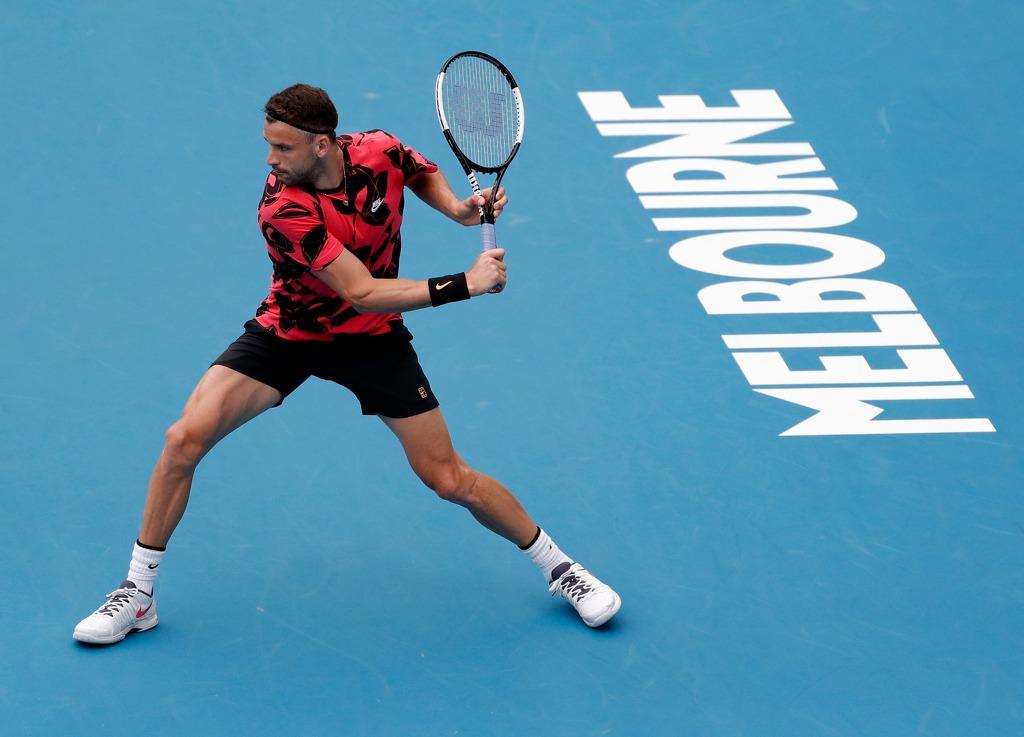 Успешен старт за Григор Димитров на Australian Open
