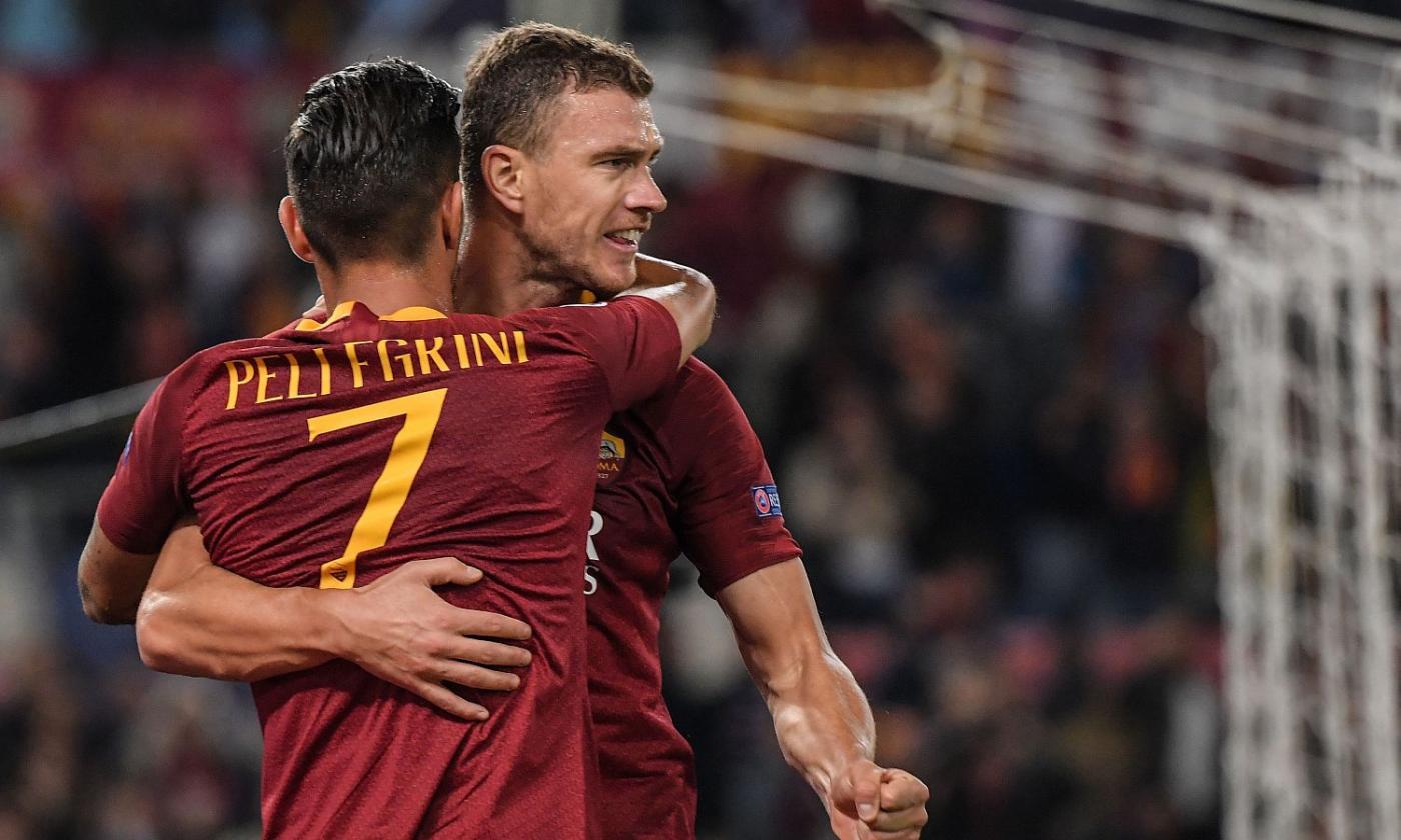 """Рома не остави шансове на Парма и се класира на 1/4-финалите на """"Копа Италия"""""""
