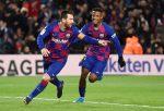 Меси измъкна Барселона срещу Гранада в дебюта на Кике Сетиен