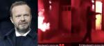 Гневни фенове на Манчестър Юнайтед атакуваха с факли дома на Ед Удуърд СНИМКА и ВИДЕО