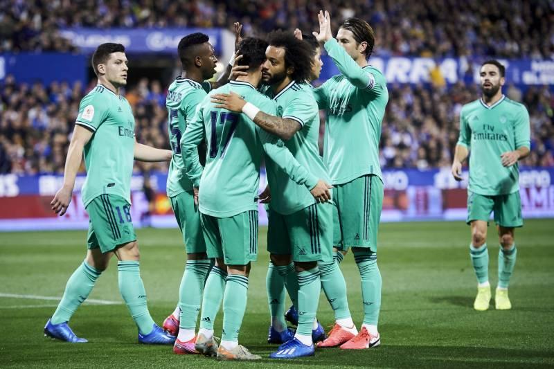 Реал Мадрид обяви състава за дербито с Атлетико 1