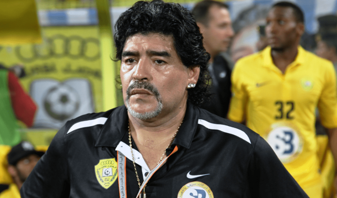 Кой в крайна сметка ще получи Диего Марадона?