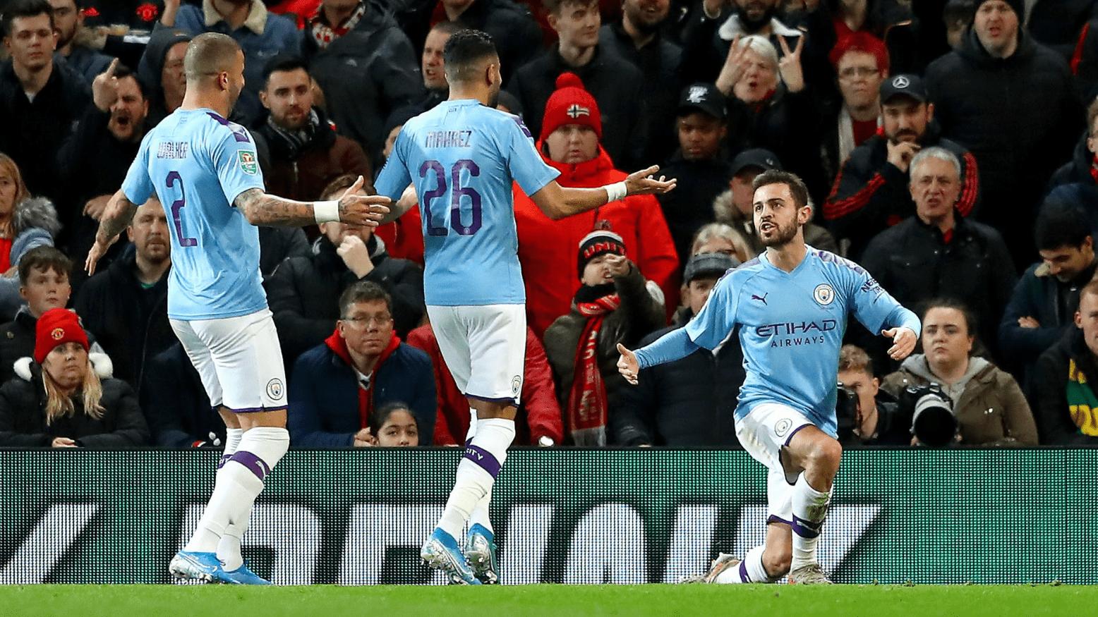 Манчестър Сити надделя с 31 срещу Манчестър Юнайтед