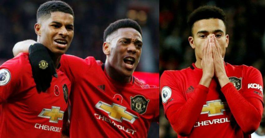 Изненадващо или не: Офанзивното трио на Юнайтед е по-резултатно от това на Ливърпул