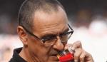 Маурицио Сари бесен заради мача с Наполи, ето кого обвинява