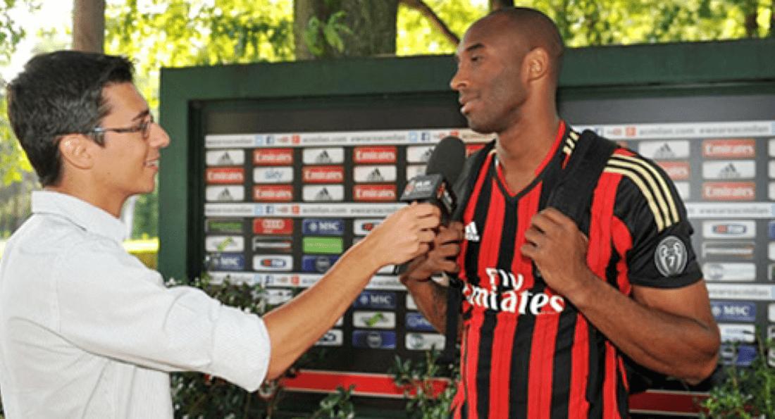 Милан и Торино ще отдадат почит на Коби Брайънт днес