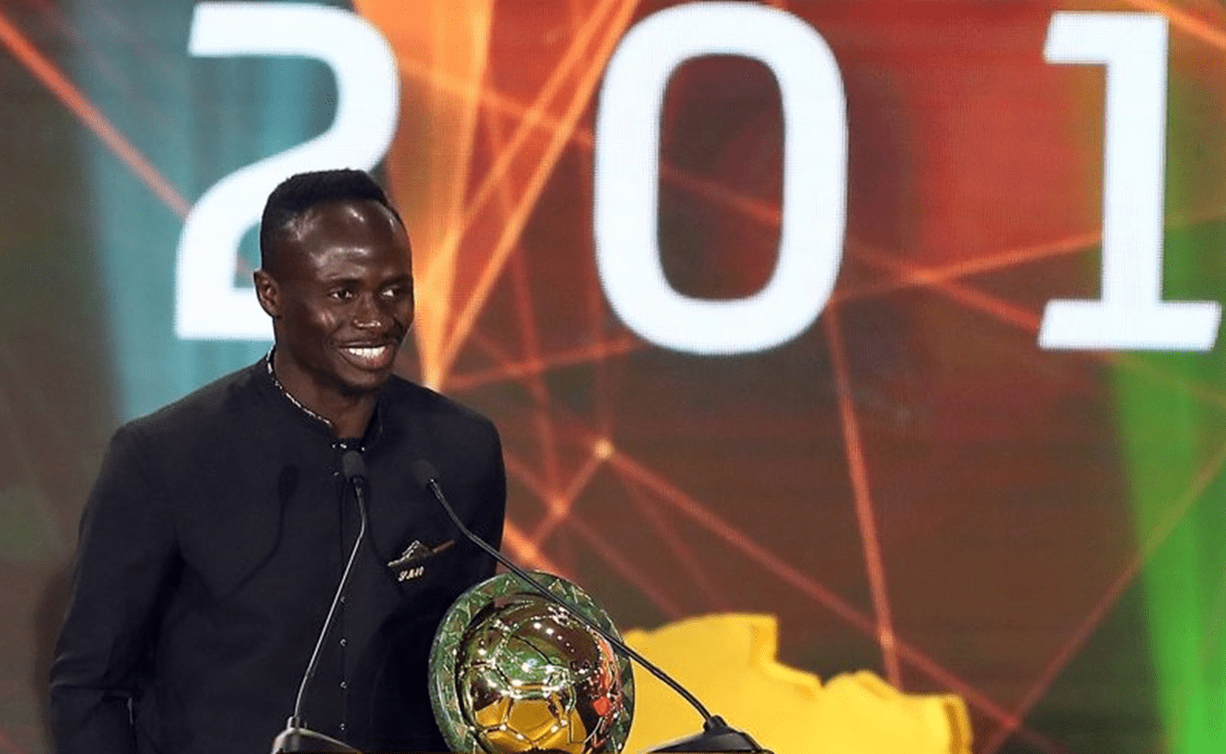 Наградата на КАФ за футболист на годината отиде при Садио Мане