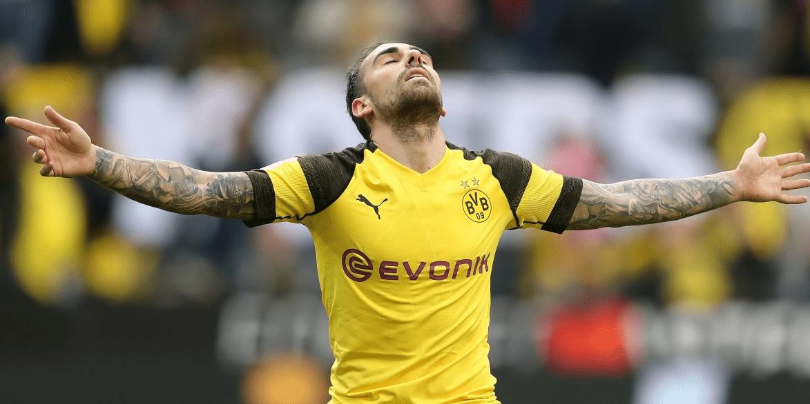 Нападателят на Дортмунд Борусия Пако Алкасер се мести в испанското първенство?