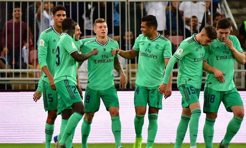 Мощен Реал Мадрид не остави шансове на Валенсия и е на финал за Суперкупата