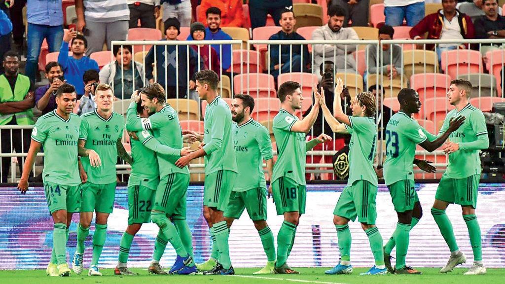 Безгрешен Реал Мадрид от бялата точка ликува със Суперкупата на Испания 1