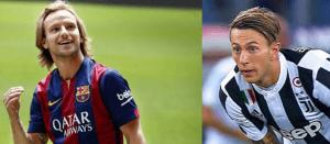 Ще разменят ли играчи Барселона и Ювентус