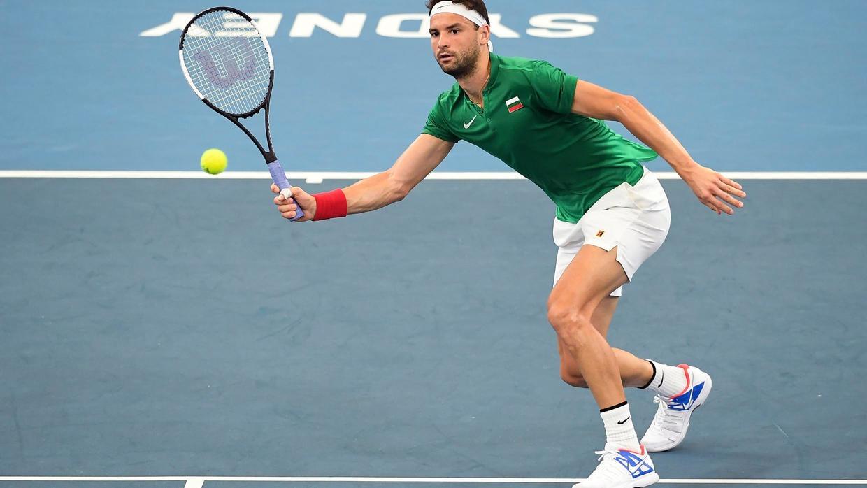 Чака ни тенис шоу в четвъртък сутрин – Григор срещу Кирьос