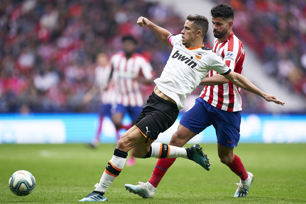 Валенсия и Атлетико Мадрид поделиха по една точка в зрелищно реми