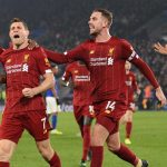 Ливърпул е в топ 5 на Европа за най-дълга серия без загуба в петте големи първенства