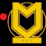 Милтън Кийнс Донс лого