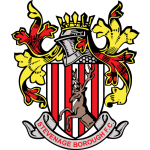 Стивънидж лого