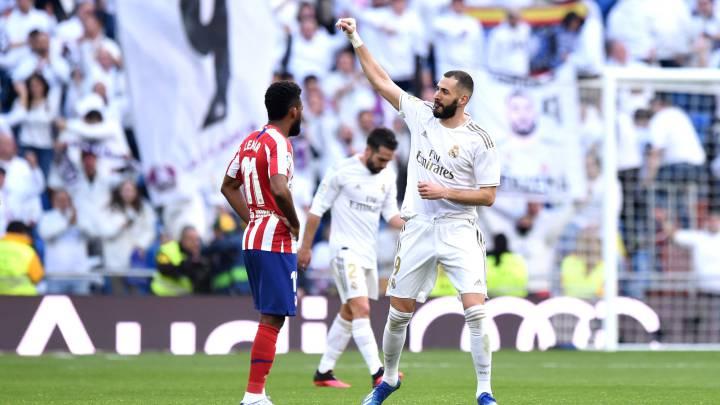 Реал е господарят на Мадрид след нов успех над Атлетико