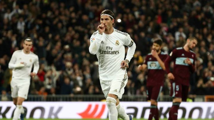 """Реал Мадрид с неочаквана издънка срещу Селта на """"Бернабеу"""" 1"""