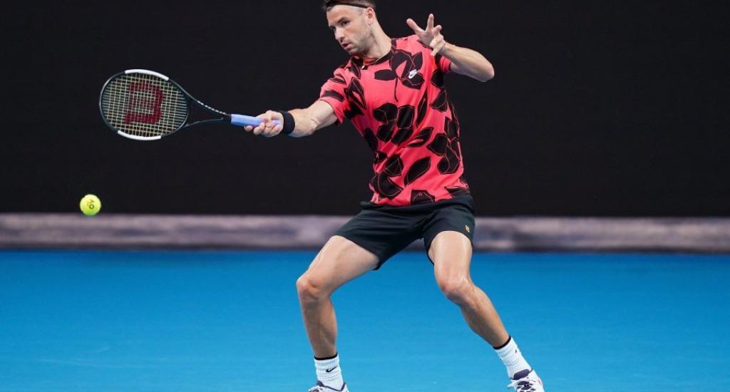 Лек спад за Григор Димитров в световната ранглиста